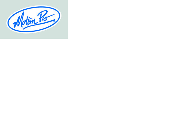 """Decal, 2-1/4"""" Oval, Blue on White"""