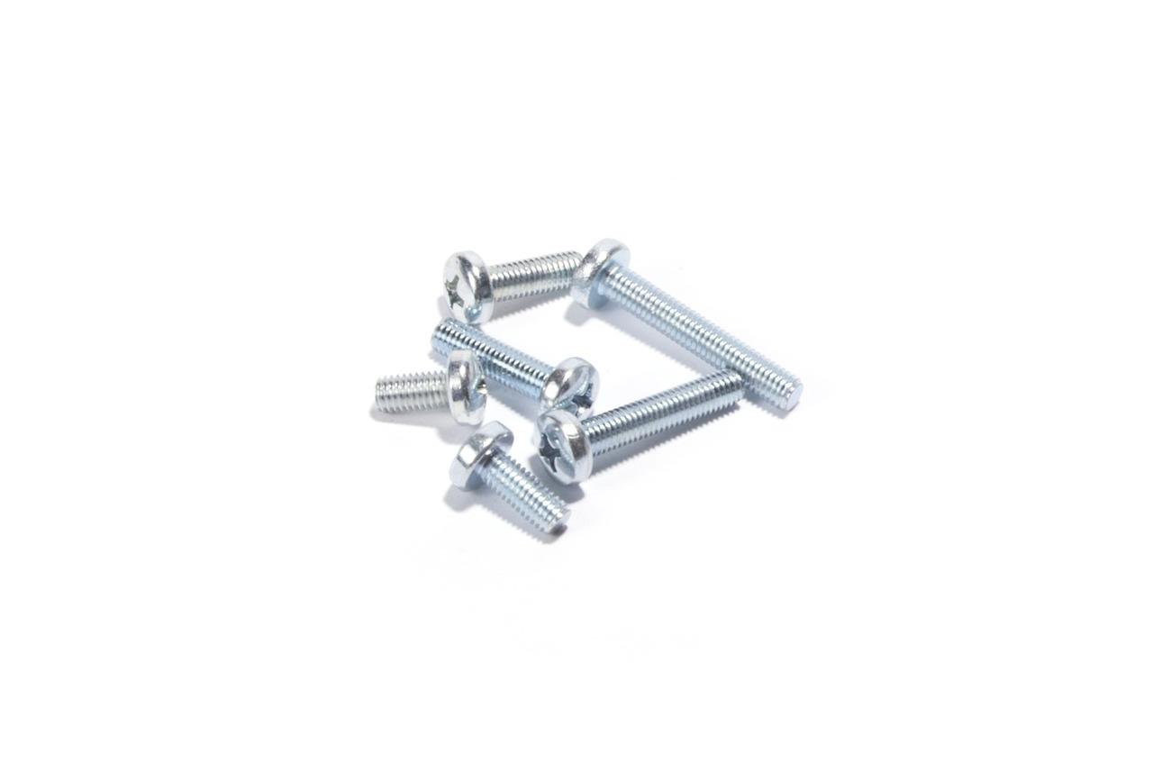 Screw Pan M5XP0.8X12, Pk-10