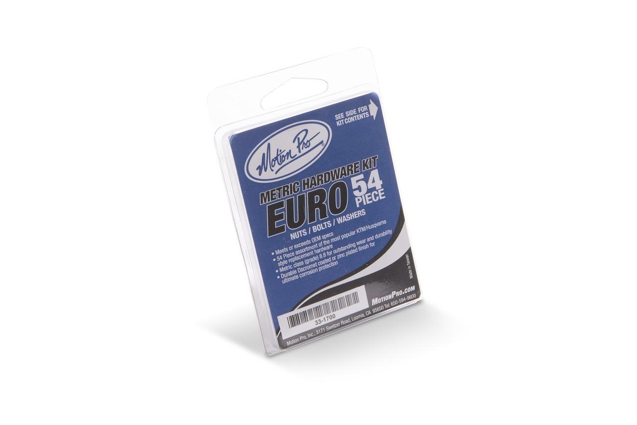 33-1700 Metric Euro 54 Piece Set Motion Pro Hardware Kit