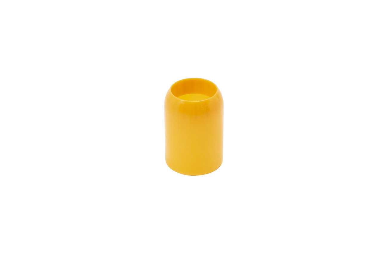 Fork Seal Bullet, 45mm Yellow