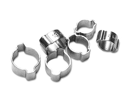 Steel O-Clip Clamps