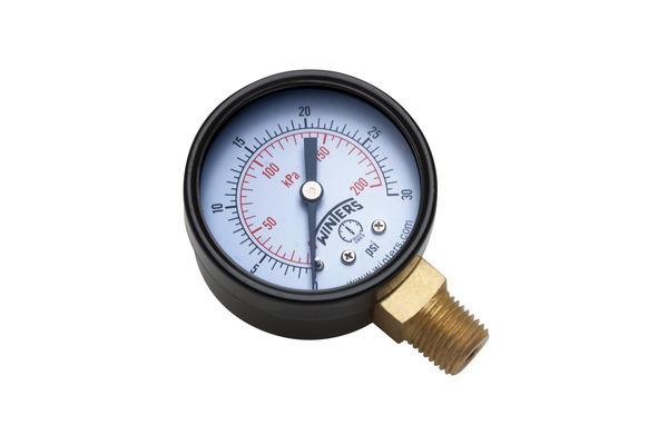 Leak Test Gauge 0-30 Psi
