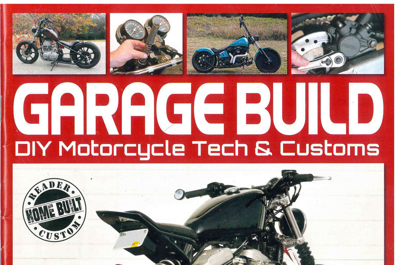 Product Feature: MP featured in American Iron Garage Build Issue 319!