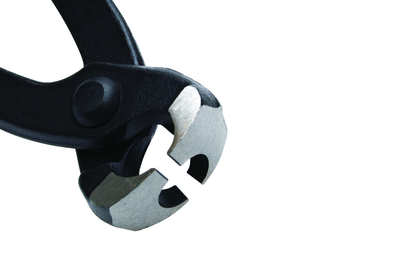 Side Jaw Pincer Tool (For 2-Ear & Stepless 1-Ear Clamps)