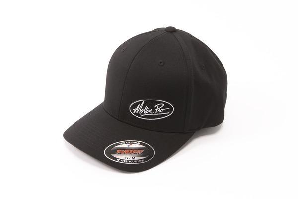 Hat, Classic, Flexfit®, Black, S-M
