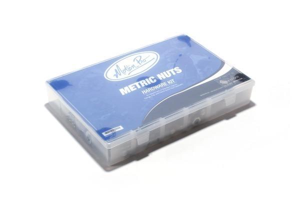 Metric Nut Hardware Kit, 300 Pcs