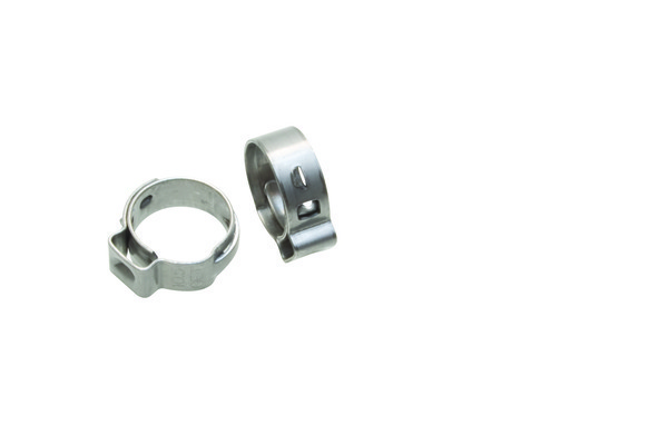Stepless Ear Clamps, 08.8mm to 10.5mm range, 10 pcs