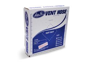 MP Clear PVC Vent Hose 3/16 ID X 25 Ft