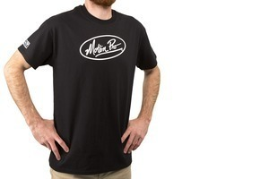 MP Crew Tee, Black, Large