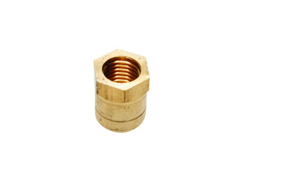Carb cap fitting adapter