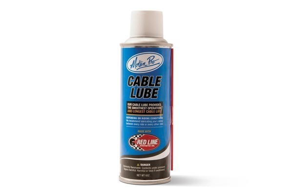Motion Pro Cable Lube, 6 Oz Can
