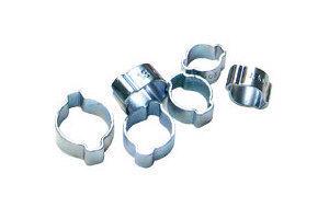Steel O Clip 7/16 Pk/10