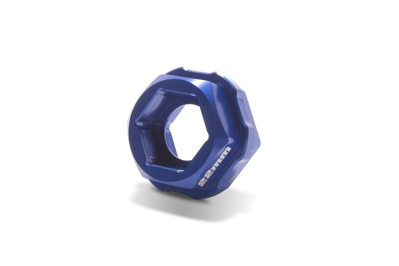 T6 Combo Lever Hex Adapter, 32mm to 27mm/22mm