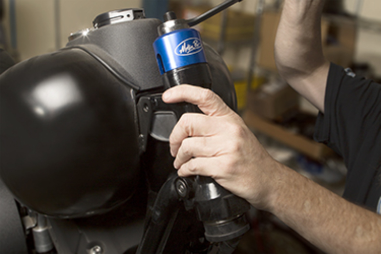 Tech Tip: Maintaining Your Motorcycles Steering Stem