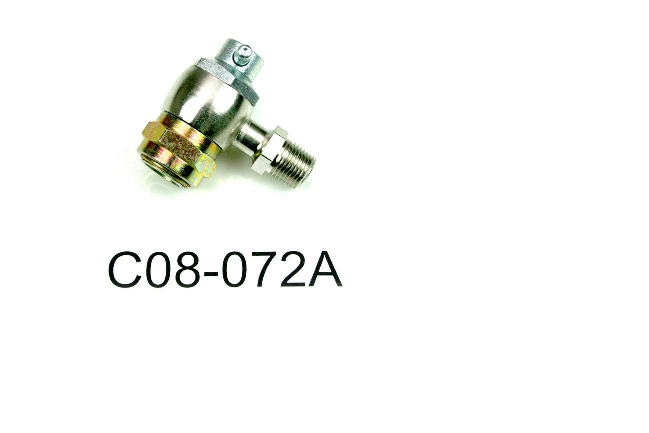 Hi Pressure Connector for Motion Pro Shock Gauge and Filler