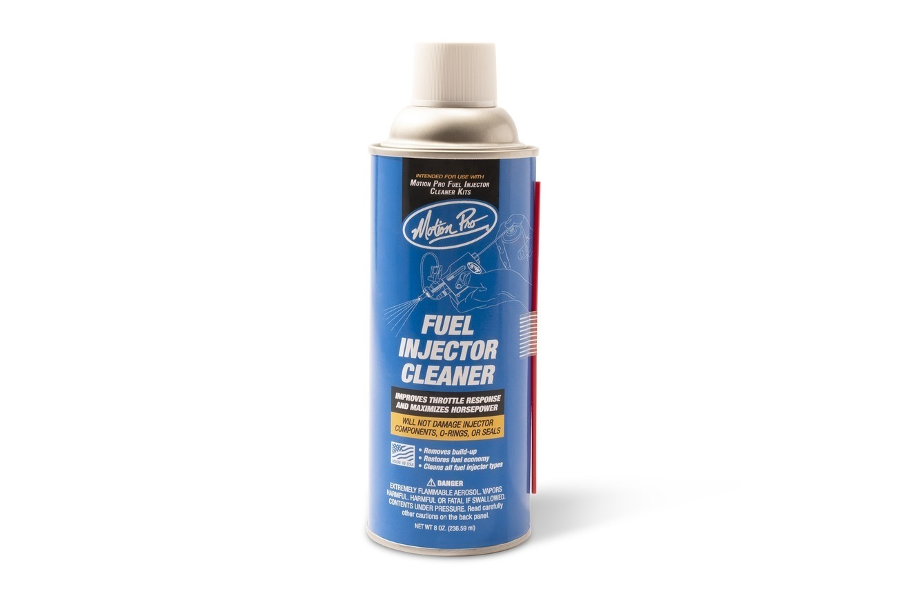 Motion Pro Fuel Injector Cleaner, 8 Oz Can