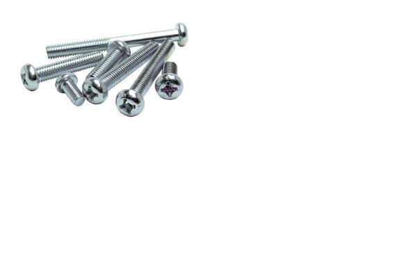 Screw Pan M6XP1.0X50, Pk-10