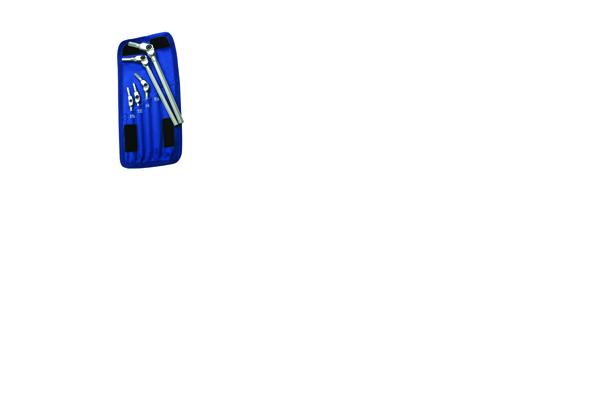 Hex-Pro Sae Pivot Head Hex Wrench Set, 5 Pc