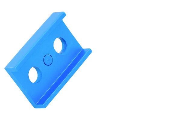 T6 Chain Tool Press Plate, U-Shape w/2 Holes