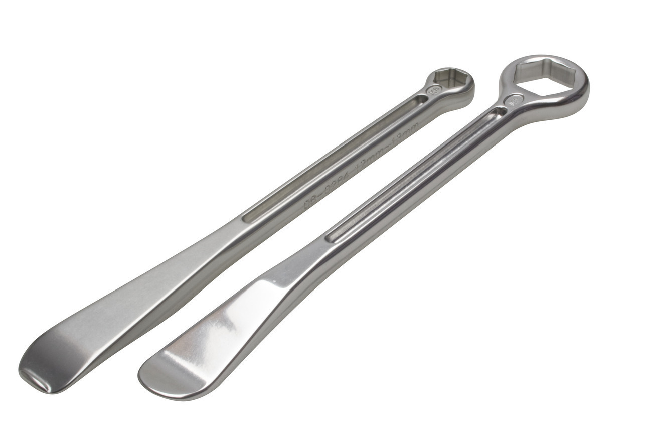 """MOTION PRO COMBO AXLE WRENCH//TIRE TOOL 3// 8/"""" BREAKER BAR 24MM 08-0287"""