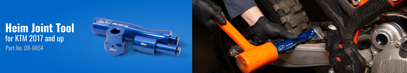 Heim Joint Tool for KTM and Husaberg
