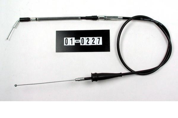 Cable, Black Vinyl, Univ Throttle