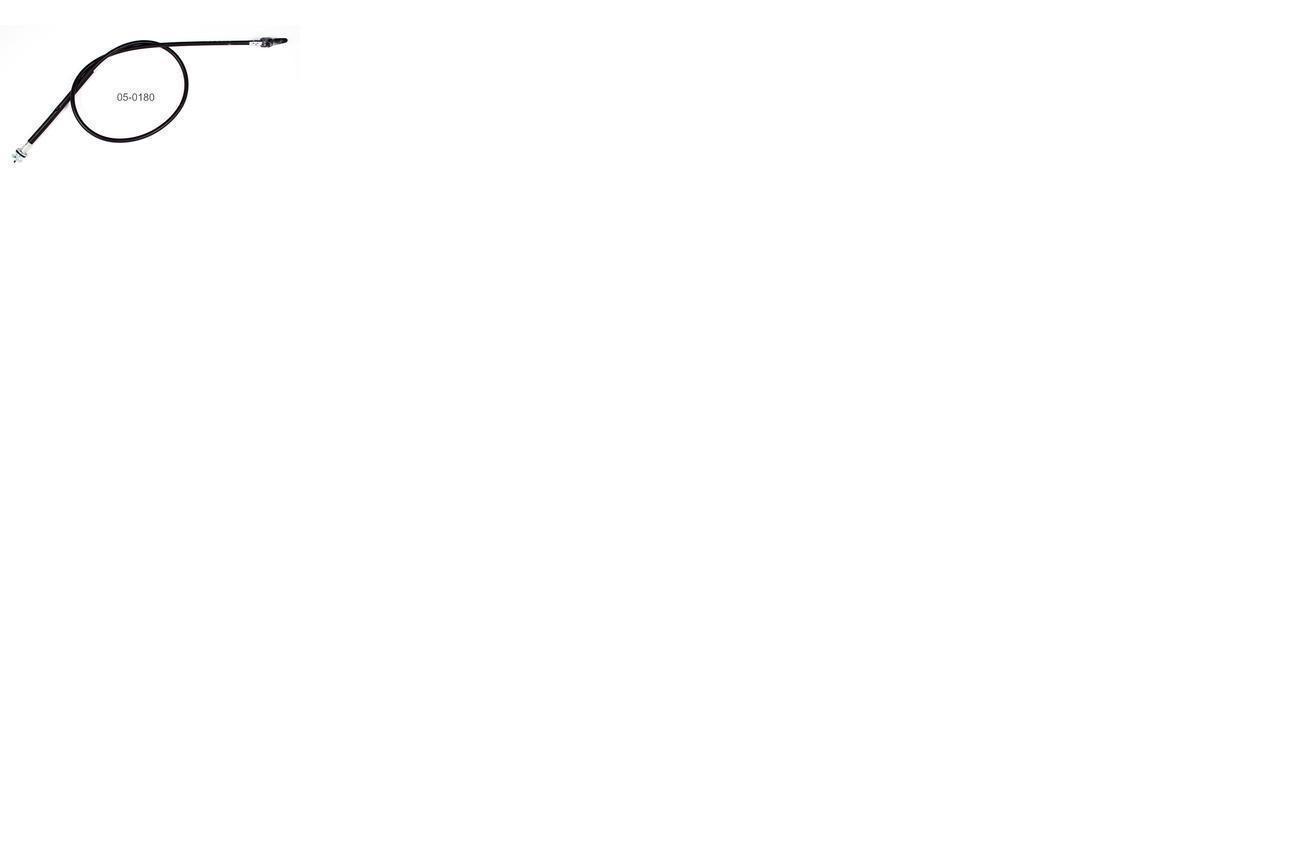 05-0180 Black Vinyl Speedometer Cable` Motion Pro