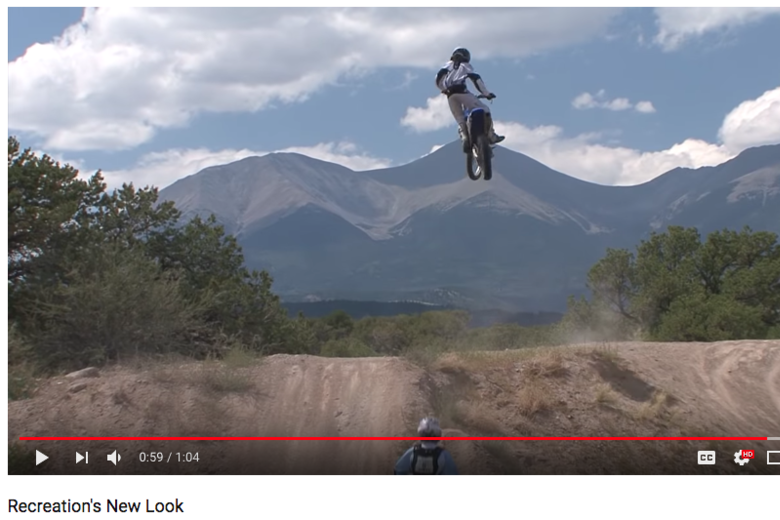 U.S. Department of Interior aims to celebrate powersports usage with new video